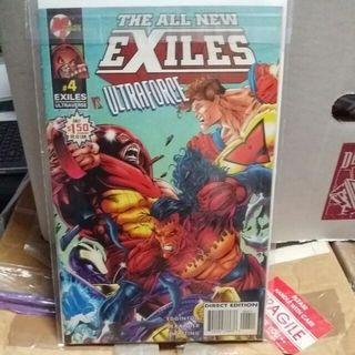 Malibu Comics Marvel