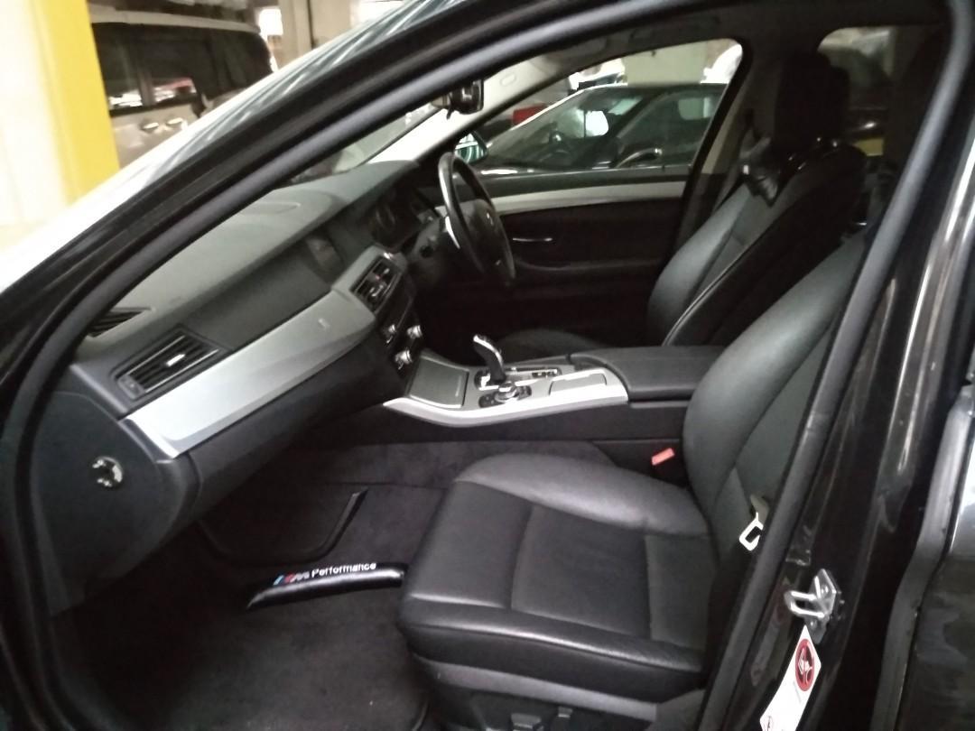 2010 BMW 523i
