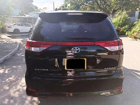2010' Toyota Estima Areas-G Facelifted 2.4 AT