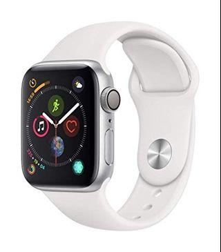 🚚 BN Apple Watch Series 4 GPS- 40mm white