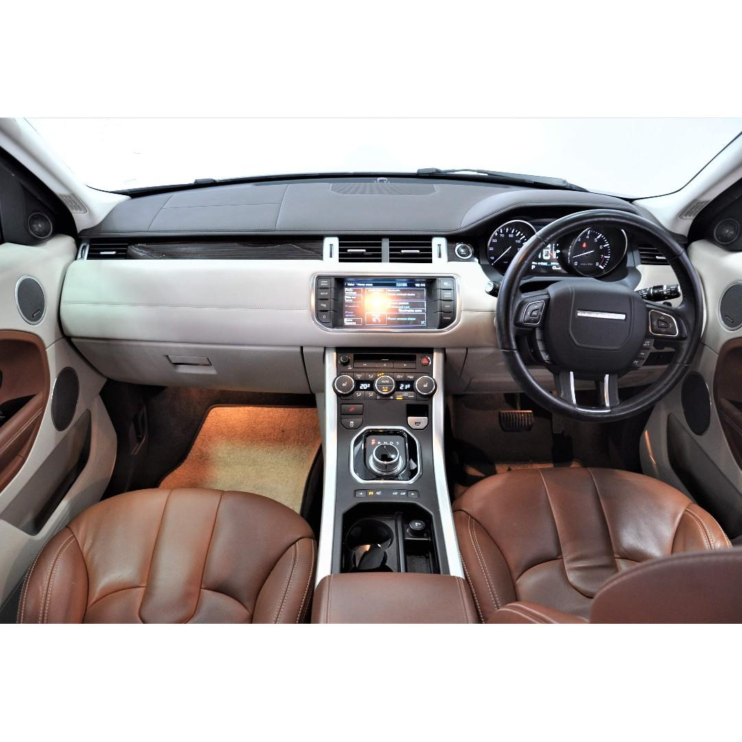 2011 Land Rover Range Rover Evoque Si4 2.0 44K-Mil