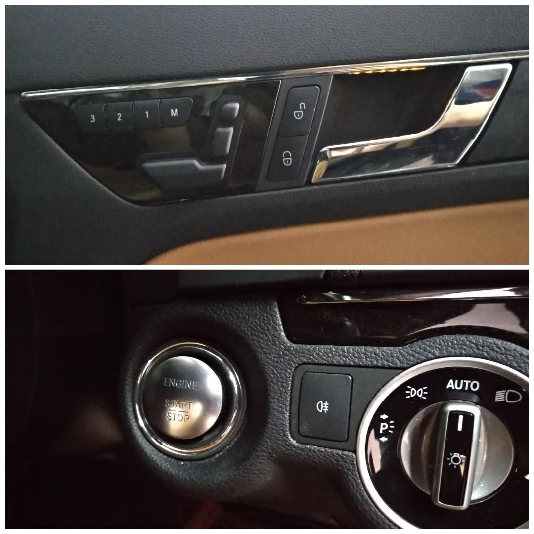 2011 MERCEDES-BENZ E200 Cab