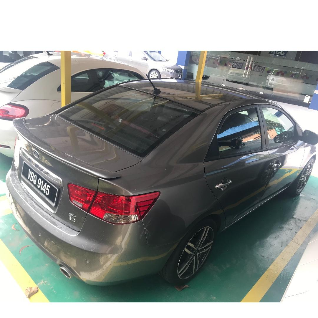 2012 Kia Forte 2.0 SX Sedan For Sale! Straight from Owner!