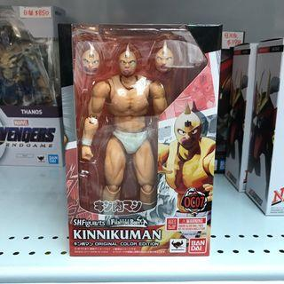 特價 全新 日版 BANDAI S.H.Figuarts SHF 筋肉人 KINNIKUMAN OCE Ver Action Figure
