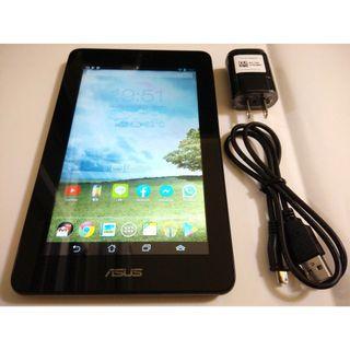 <二手良品螢幕無刮傷九成新>ASUS MeMO Pad ME172V K0W 7吋平板 安卓4.1 功能正常只要1200