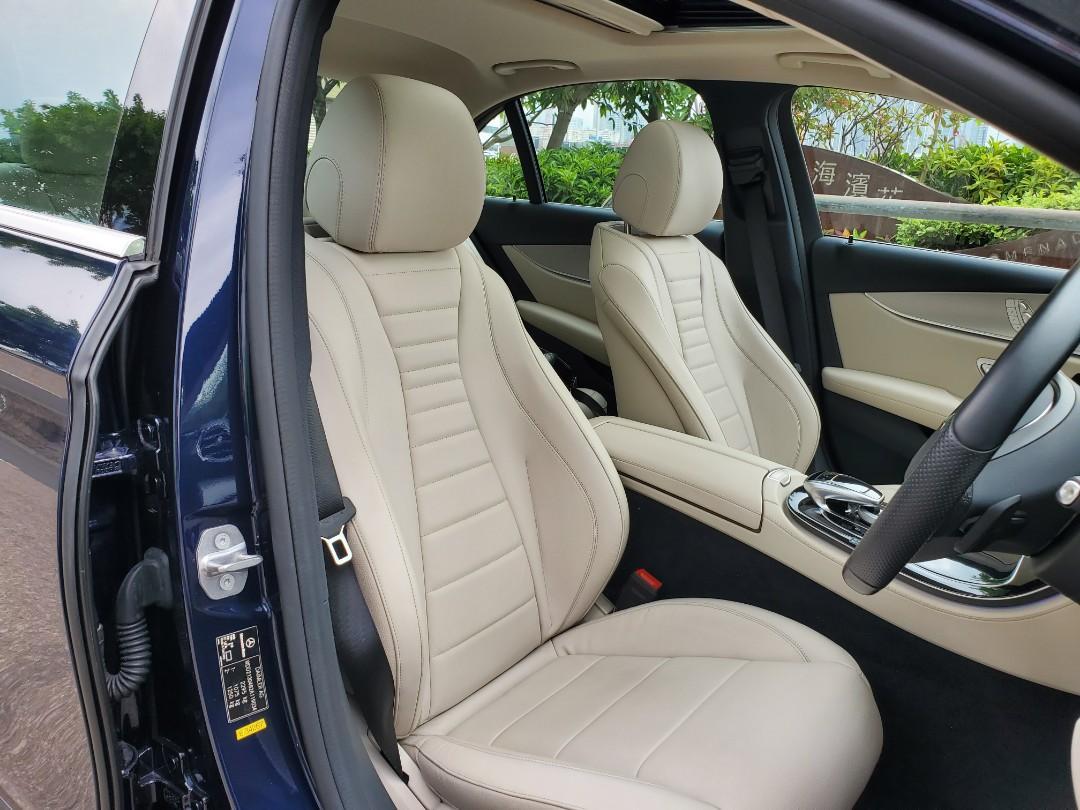 2017 Benz e300 AMG