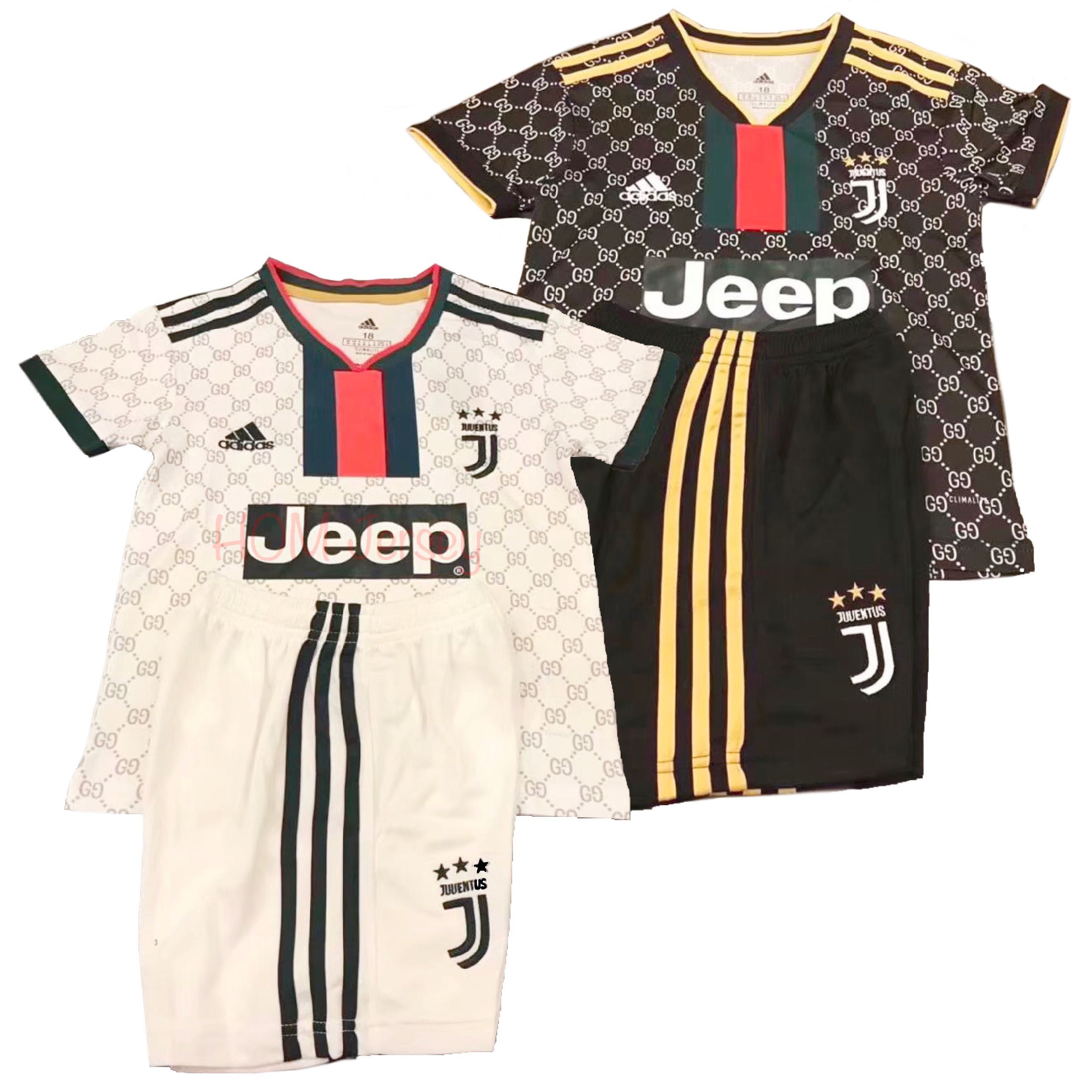 2019 Juventus Gucci Kids Jersey Babies Kids Boys Apparel 8 To 12 Years On Carousell