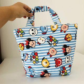 Sumikko Gurashi Canvas Lunch Bag