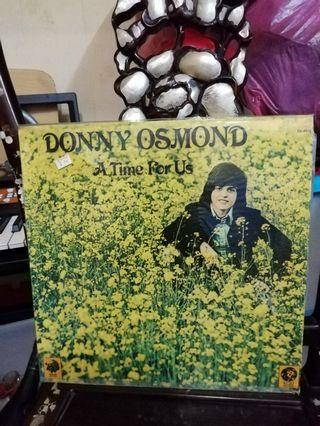 LP:Donna Osmond-A Time For Us