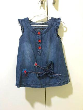 🚚 Denim Dress