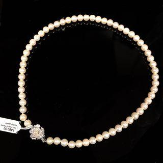 PEARL NECKLACE FROM JAPAN
