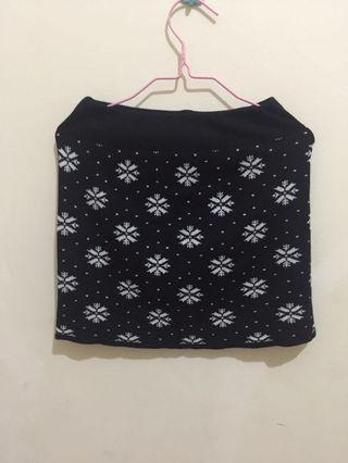 #BAPAU Flower Skirt