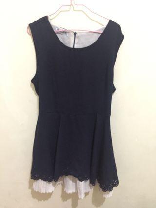 #BAPAU Navi Dress