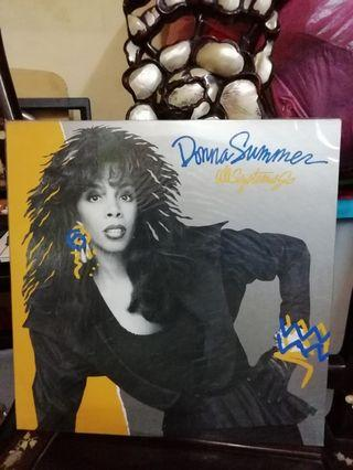 LP:Donna Summer All Systems