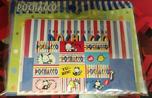 Pochacco 信紙信封
