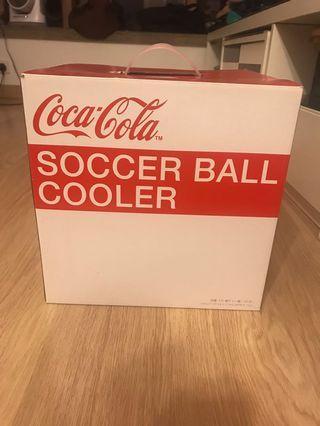 可口可樂 足球型雪櫃