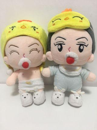 EXO Sehun doll by Cookie