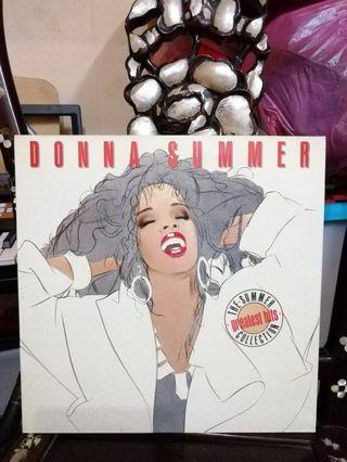 LP:Donna Summer - The Summer Collection