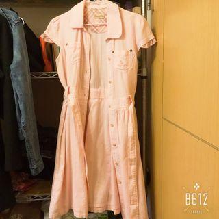 🚚 大童裝 夏季無袖綁帶小洋裝 可換物