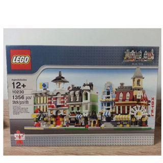 Lego 10230 Mini Modular