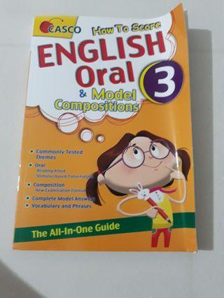 English oral and composition