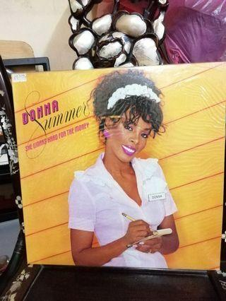 LP:Donna Summer - She Works Hard For The Money