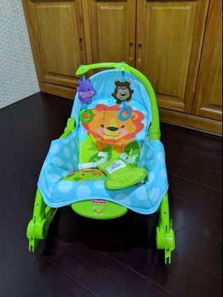 Fisher-price可愛安撫椅