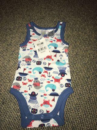Baby body suit 000