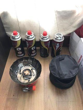 Portable Stove for Camping and Hiking