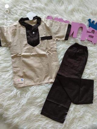 Baju kokoh Anak #BAPAU