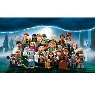 LEGO Harry Potter 71022 Collectible Minifigures Set of $22 Sealed