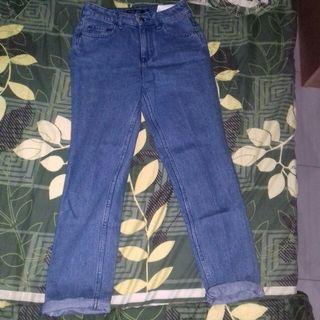 Boyfriend jeans BERSHKA