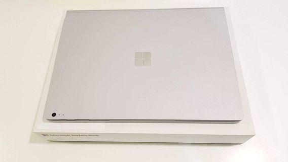Surface Book 2代 13.5吋 I7/8G/256G 獨顯高效能  無傷
