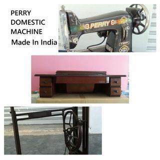 Home sewing machine.