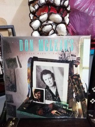 LP:Don McLean-Greatest Hits-The&Now