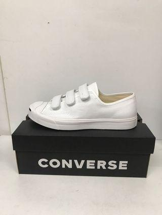 CONVERSE JACK PURCELL 3VELCO OX WHITE