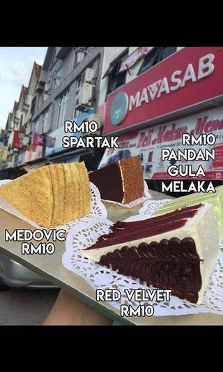 Slice Cake by MAMASAB