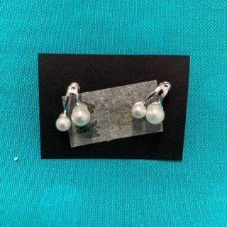 珠珠櫻桃耳環
