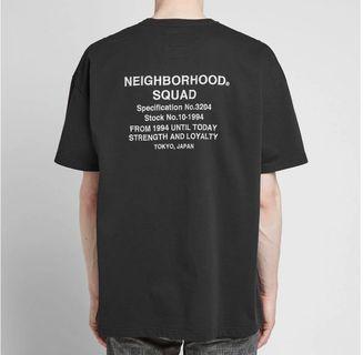Neighborhood squad tee