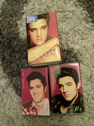 Elvis Presley The 50 Greatest Love Songs Cassette