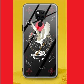 💥Tempered Glass Case - iPhone Huawei Samsung Xiaomi Oppo 💥