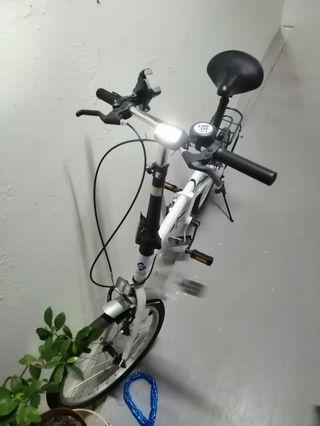 Fortable bike