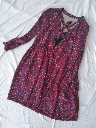 Dress Magenta