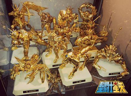 聖衣神話黃金十二宮