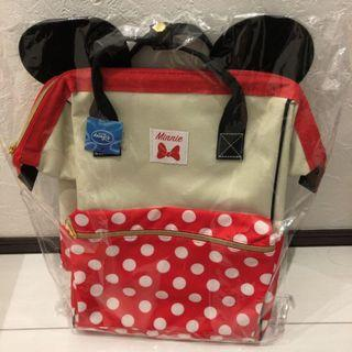 Disney 米妮老鼠 背囊 Minnie Mouse Backpack Mickey