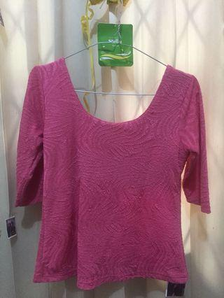 Tops pink