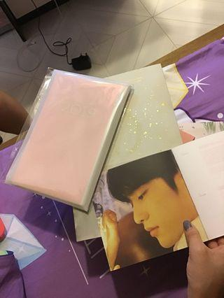 GOT7 Miracle 專輯 連pjy歌詞簿&calendar