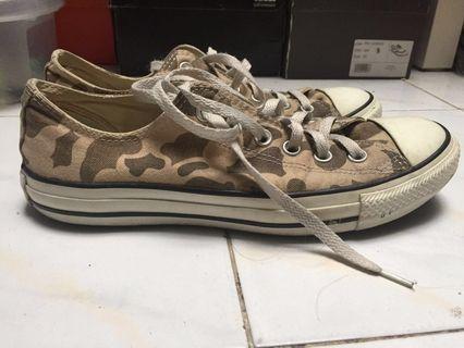 Sepatu Converse army original