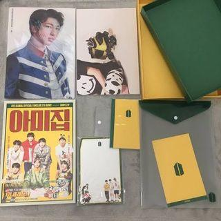 BTS Official 5th Army Kit