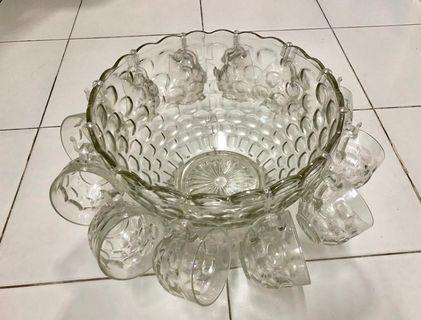Cocktail Punch Bowl